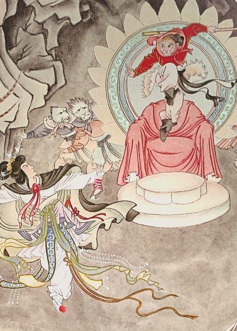 Ταξίδια των κινεζικών κινουμένων σχεδίων στην Ελλάδα