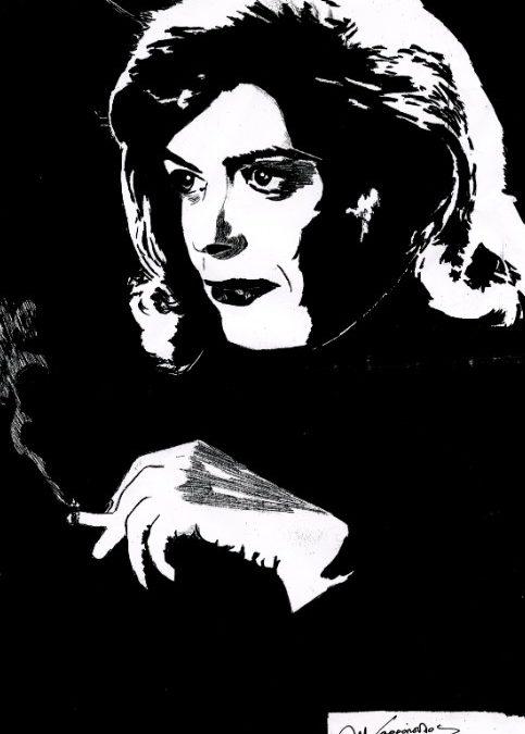 Μελίνα Μερκούρη | Έκθεση ζωγραφικής